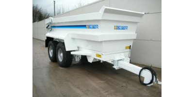 Chieftain - Tapered Body Dump Trailer