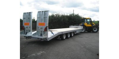Chieftain - 3 Axle High Speed Low Loader
