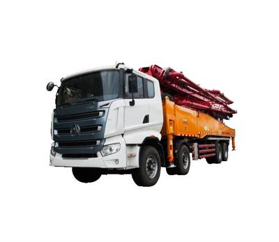 Sany - Model SYG5418THB 56-HP - 56m Truck-Mounted Concrete Pump