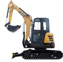 Sany - Model SY50U-Tier 4F - Small Excavator