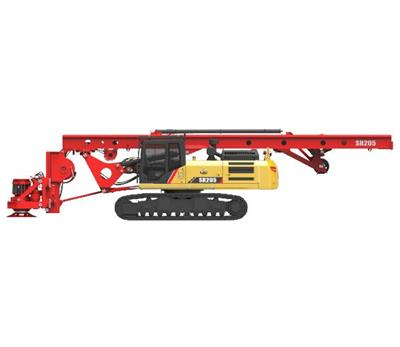 Sany - Model SR205- C10 Series - Rotary Drilling Rig