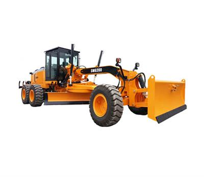 Sany - Model SMG180C-6 - 180hp Mechanical Motor Grader