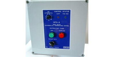 Differential Temperature Controller for Roof fans