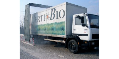 Steriltruck – Vehicle Disinfection System