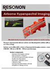 Airborne Hyperspectral Imaging Systems Brochure