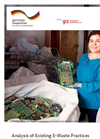 Analysis of Existing E-Waste Practices in MENA Countries