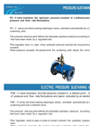 EVDOS - PS - V Series - Pressure Sustaining Valve - Brochure