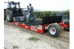 Model Plat-o-sol SHT - Equipment-Carrier Flatbeds