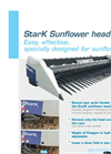 Sunflower Headers Brochure