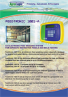 FeedTronic - Model 1001-A - Electronic Feed Weighing System Brochure