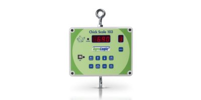 Chick Scale - Model 103 - Manual Weighing Scale