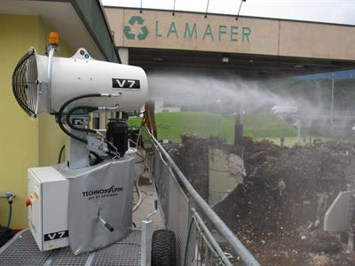 Emission Control Systems for Recycling and Composting Industry - Waste and Recycling - Composting