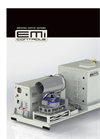 EmiControls - Model V12SM - Dust Abatement Sprayers - Brochure