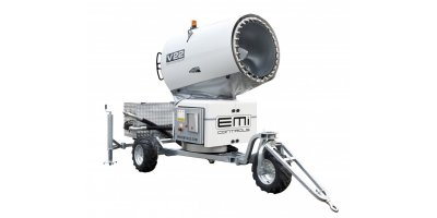 EmiControls - Model V22 - Dust Abatement Sprayers