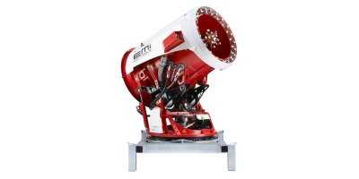 EmiControls - Model MFT35-H - FT Stands for Firefighting Turbine
