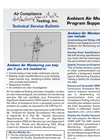 Ambient Air Monitoring Program Support