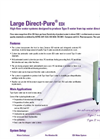 Large Direct-Pure - RO Lab Water Systems- Brochure