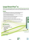 Direct-Pure - Model RO - Lab Water Systems - Brochure