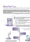 Direct-Pure - Model Genie - Ultrapure & EDI Lab Water Systems Brochure