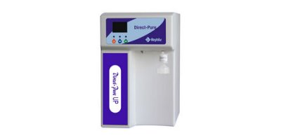 Direct-Pure - Model UP - Lab Ultrapure & RO Water Systems