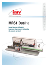 Model MRS1 Dual - Straw Filling and Sealing Machine Datasheet