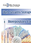 Cryo Bio System High Security Concept Datasheet
