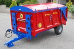 Monocoque  - Model QM/6  - Agricultural Trailers