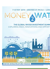 Money2Water 2014 - Brochure