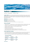 Zeigler - Model G - Finfish Datasheet