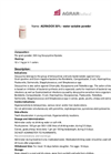 AGRADOX 50% Water Soluble Powder Brochure