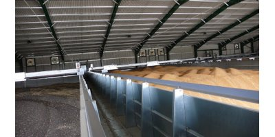 Grain Drying With Stirrers