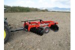 Megastar - Heavy Duty Frame Disc Harrow