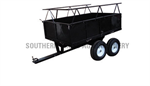 Four Wheel Tipping Trailer