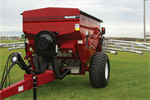 Valmar - Airflo - Model 5500 - Pull-Type Fertilizer Spreader