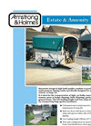 Estate & Amenity Trailer Brochure