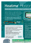 Model SCR Heatime H LD - Stand-Alone, Real-Time Heat Detection System- Brochure