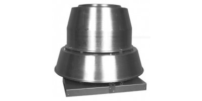 CRBCA - Model Series CRB - Centrifugal Domed Power Roof Ventilators