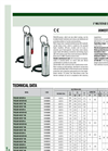 Pulsar - DAB - Auto Electric Pump - Spec Sheet