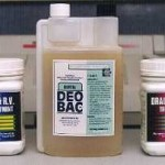 DEOBAC - Biological Deodorizer and Odor Neutralizer