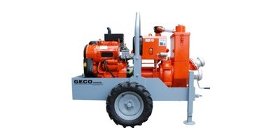 Model GECO POWER - Dewatering Pumps