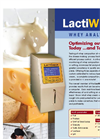 LactiWhey - LactiCheck - Milk Analyzer Brochure