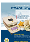 Model P2MA-50 - Moisture Analyzers Brochure