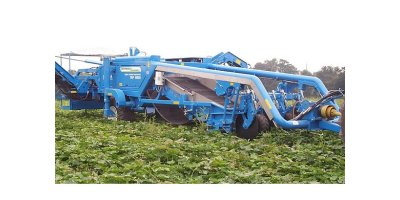 Standen - Model TSP1900 - Sweet Potato Harvester