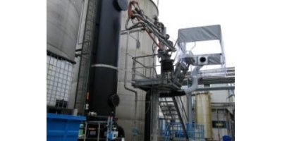 Gas Scrubber Emission Treatment
