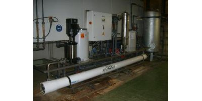 Process Water Treatment and Membrane Filtration