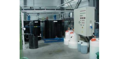 Physicochemical Wastewater Treatment