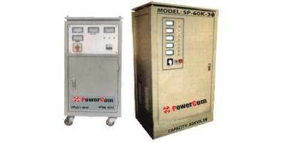 Automatic Industrial Voltage Stabilizer