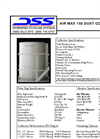 Air-Max - Model 150 S - Static Dust Collectors Brochure