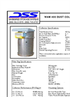 WAM - Model 400 - Dust Collector Brochure