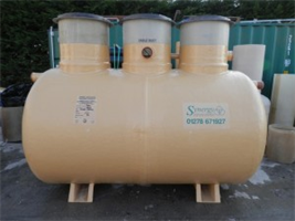 Biological Aerated Super Septic Tank